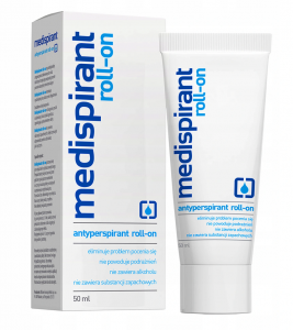 Medispirant bloker antyperspirant roll-on 50ml
